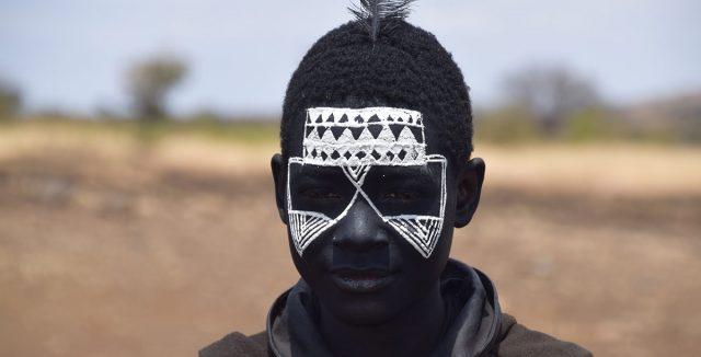 masai kid