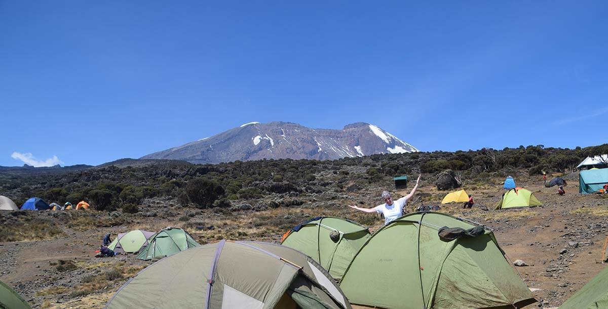 kilimanajro climb