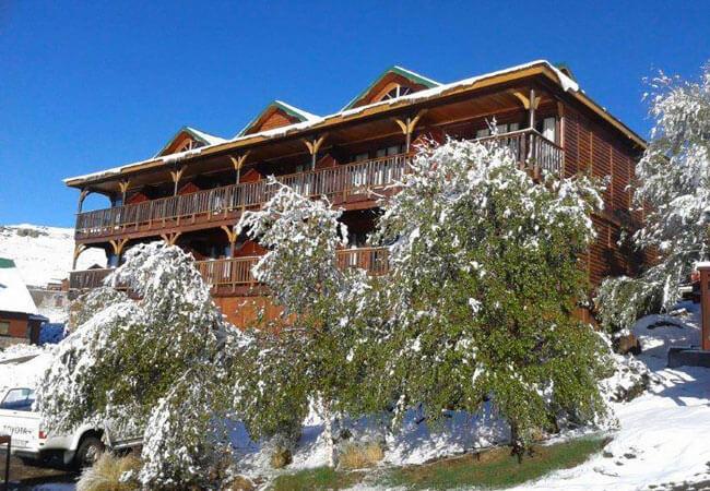 ski resort in Africa