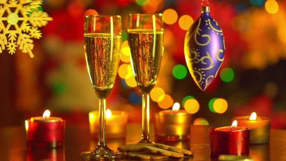 タンザニアの新年のお祝い