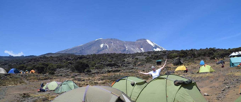 trekking kilimanjaro tanzania