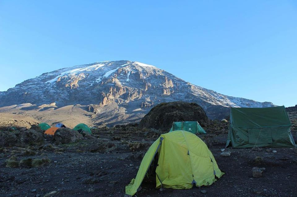 Climbing and trekking Mt Kilimanjaro