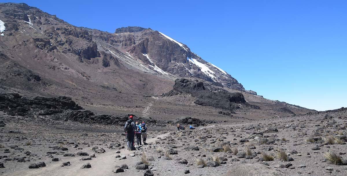 Kilimanjaro Machame Route