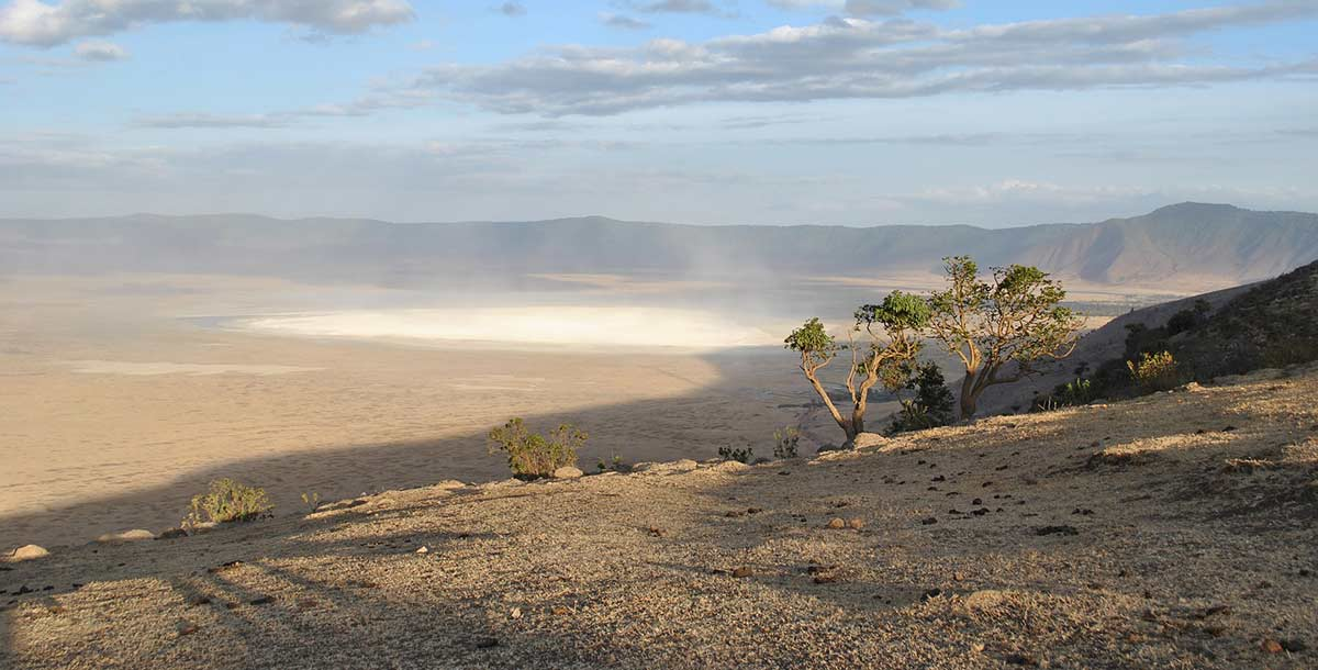 Visiting the Ngorongoro Crater