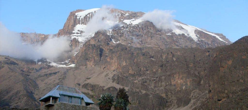 Glacier On Mount Kilimanjaro Is Melting Away!